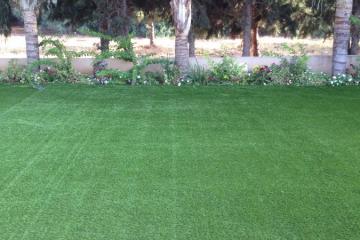דשא סינטטי-והתקנה