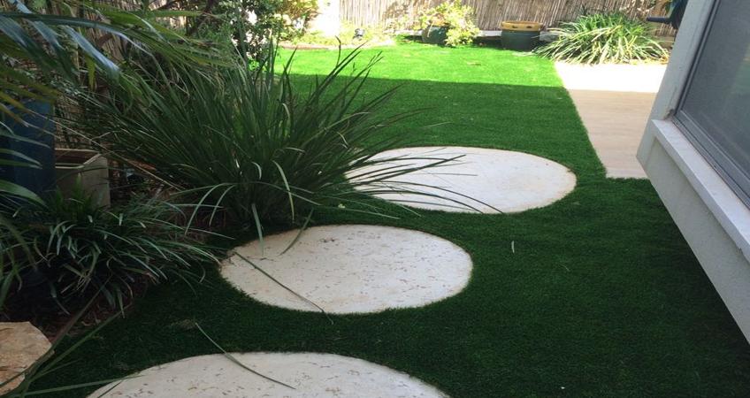 דשא סינטטיטי והדברה גינות פאר
